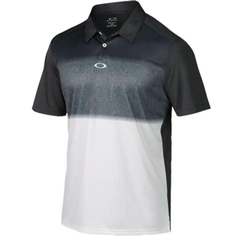 Polo Shirt Oakley Original 9 2015 oakley samford lightweight funky mens golf polo shirt ebay