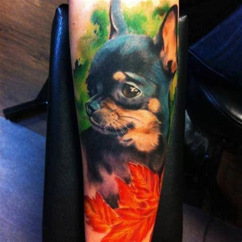 chihuahua tattoo chihuahua crooked moon chihuahua