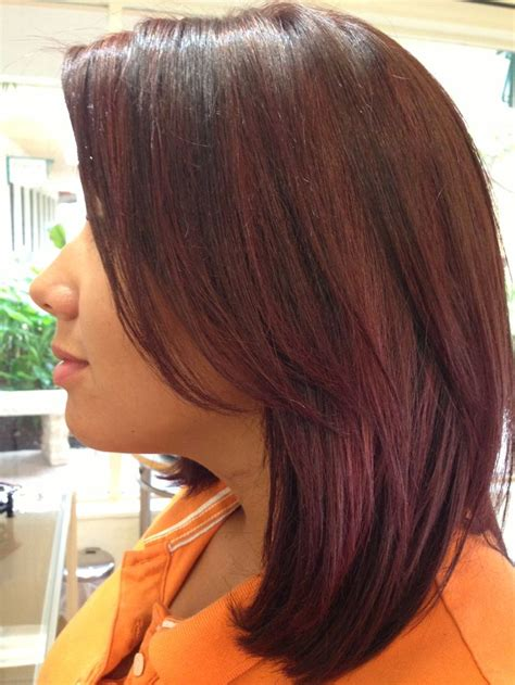 How To Get Cherry Coke Hair Color | cherry cola red hair color hair pinterest of cherry cola