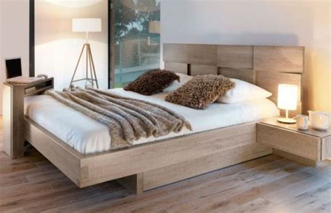 bett kopfteil holz modern beds for modern luxury bedrooms
