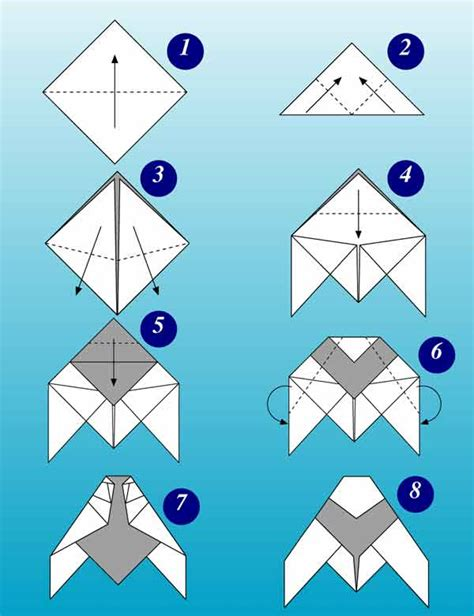 Origami For Kindergarteners - origami for web wanderers