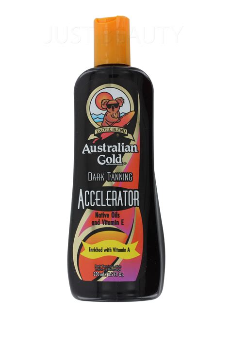australian gold tanning bed lotion australian gold dark tanning accelerator lotion sun bed