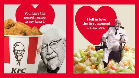 Kfc S Day Kfc Offering Scratch N Sniff S Day Cards