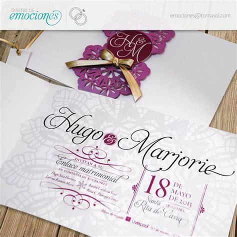 ejemplos de invitaciones de boda iellascom moda las 25 mejores ideas sobre invitaciones de boda modernas
