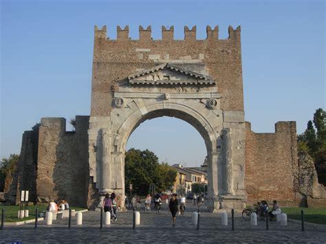 Arco L Wiki by Archivo Rimini Arco Di Augusto 1 Jpeg La