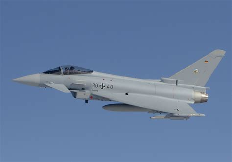 How To Find In Germany The Aviationist 187 Two Pilots Shocked To Find German Typhoons On Their
