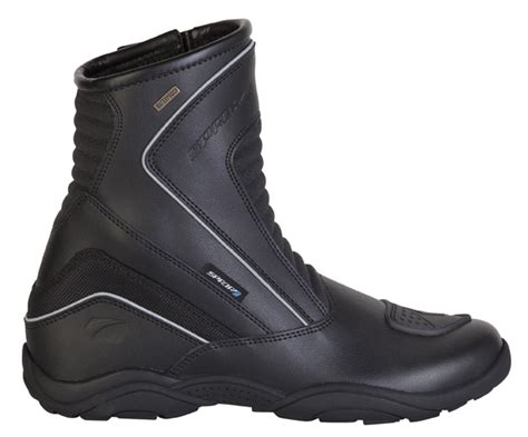 low cut biker boots spada spring waterproof wp low cut motorcycle leather