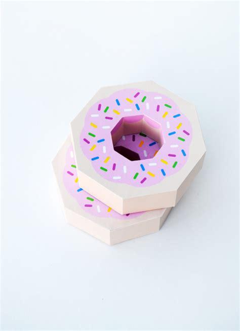 printable elf donut box template best photos of donut box template elf printable dunkin