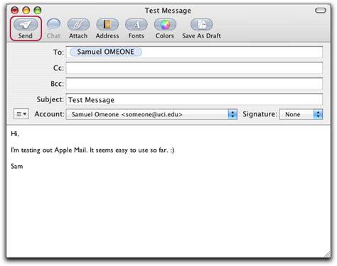html format apple mail apple mail tutorial the matrix data bank