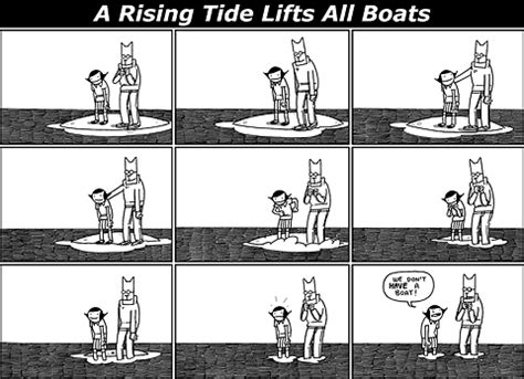 a rising tide lifts all boats response save marinwood lucas valley our community our future