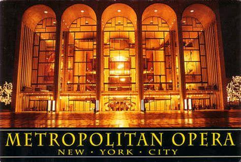 lincoln center metropolitan opera house new york metropolitan opera house carthalia new york ny