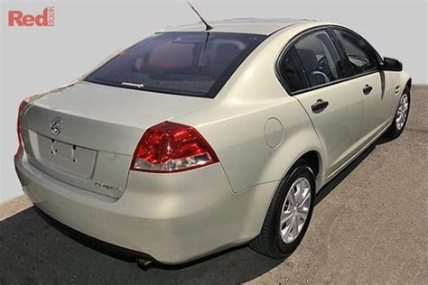 holden commodore car valuation
