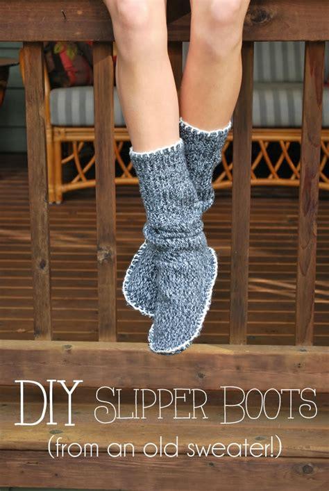 diy sock booties crochet archives crafts