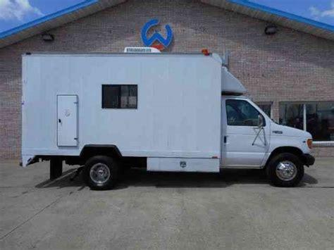 mobile desk for truck ford service van 2000 van box trucks