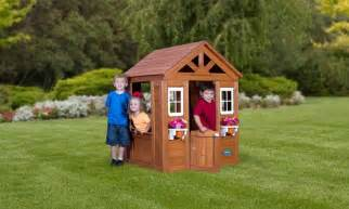 Backyard Discovery Inn Backyard Discovery Wooden Playhouses Furniture