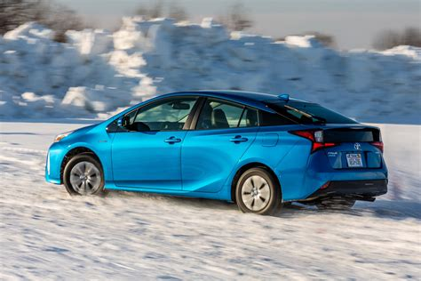 2019 Toyota Prius In Hybrid by 2019 Toyota Prius Awd E Drive Of 50 Mpg All Weather