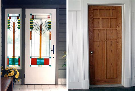 Arts And Crafts Style Interior Doors by Custom Interior Doors Arts Crafts Or Prairie Designs Select Door A Modern Facility With
