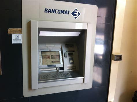 credito siciliano fiumefreddo tentano di agganciare bancomat credito
