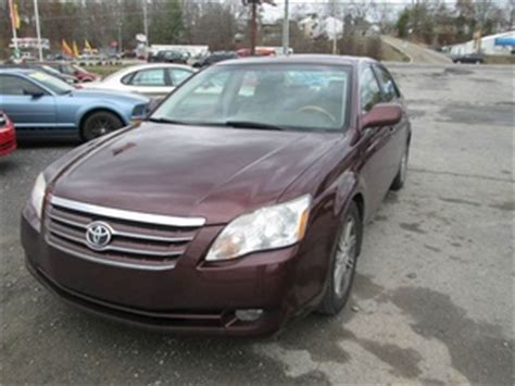 toyota avalon 2007 price 2007 toyota avalon price cargurus