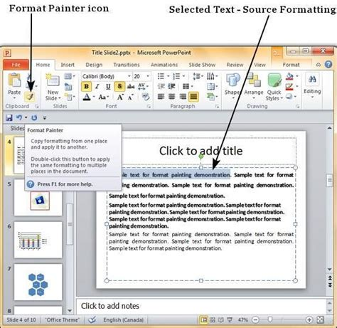 applying themes in powerpoint 2010 apply formatting in powerpoint 2010 the highest quality