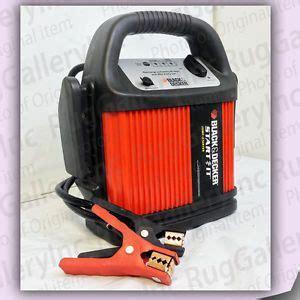 black and decker start it 900 peak 12 volt jump starter solcs2000 brand new on