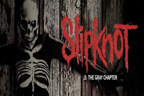 download mp3 album slipknot slipknot the gray chapter full album mp3 download
