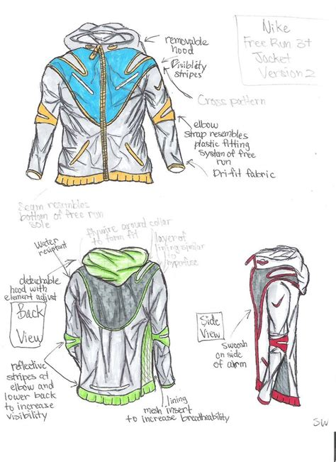 Design Jacket Online Free | nike free jacket design 2 by swu16 on deviantart
