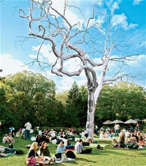 Sculpture Garden Jazz by The National Gallery Of S Sculpture Garden During One