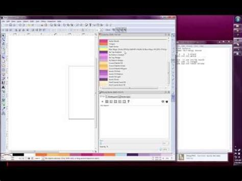 inkscape tutorial youtube deutsch tutorial create a custom palette in inkscape inkscape