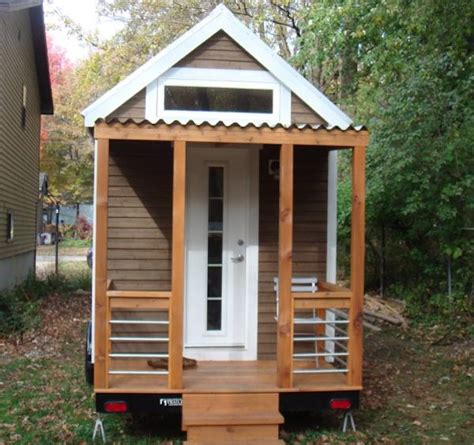 trailer house windows itty bitty house company designs builds insanely livable tiny house
