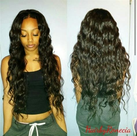 pictures of a quick weave long curly long weave hairstyles hairstyles pinterest
