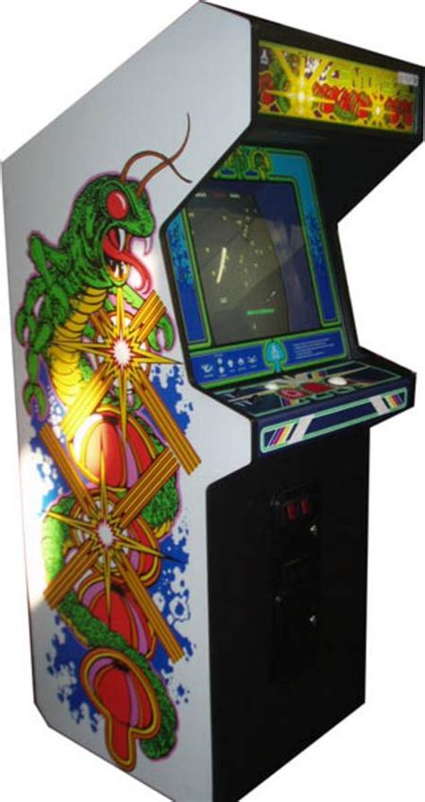 arcade machine cabinet for sale centipede arcade game machine original cabinet art