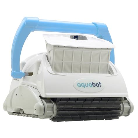 Aquabot And Aquajet Robot Pool Cleaners From Irobot by Aquabot Iq Wall Climbing Automatic In Ground
