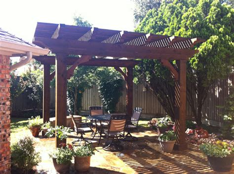 Rustic Patio Covers by Arbors Patio Covers