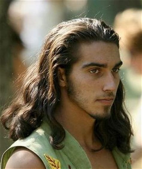 middle eastern hairstyles or maybe this is a bit more viz men with long hair
