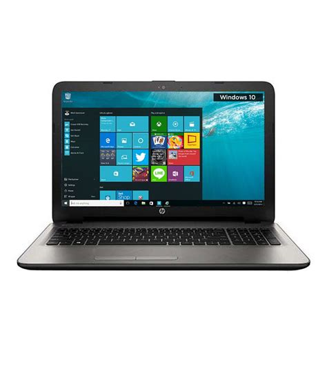 Laptop Hp I3 Ram 2gb hp 15 ac116tx notebook n8m19pa 5th intel i3 4gb ram 1tb hdd 39 62 cm 15 6