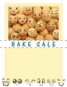 Bake Sale Flyers Free Flyer Designs » Ideas Home Design