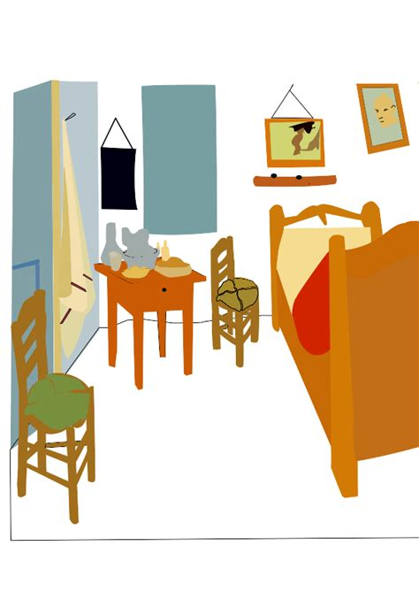 My Bedroom Clipart 45