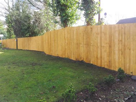 Shed Fence by The Midlands Sheds And Fencing Centre Fencing