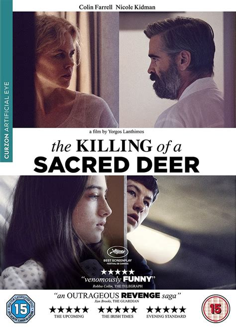 the killing of a sacred deer the killing of a sacred deer dvd simplyhe