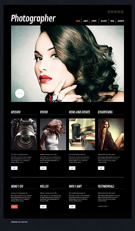 wordpress photoblog themes top 40 brilliant photography wordpress themes for your
