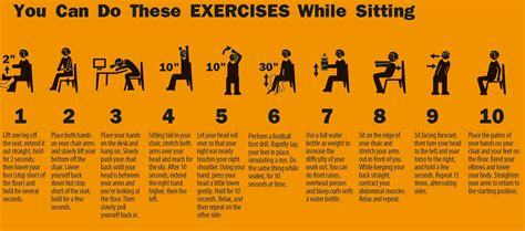 exercises you can do at your desk workouts to do at your desk hostgarcia