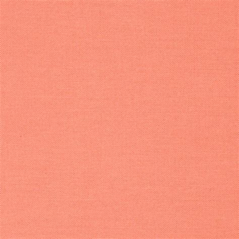 kona cotton salmon discount designer fabric fabric