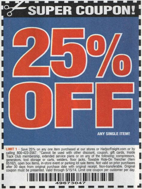 harbor freight coupons 20 off printable harbor frieght coupons 2017 2018 best cars reviews