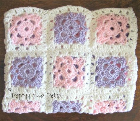 Crochet Baby Blanket Patterns For Beginners by My Crochet Part 146