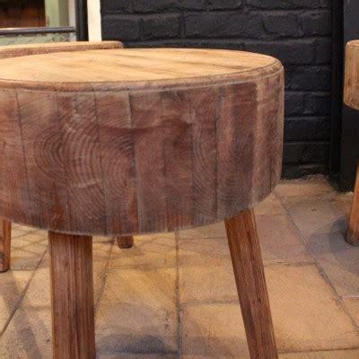 meuble bois 1264 mobilier industriel ensemble de tabourets en bois