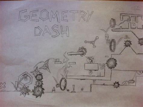 wallpaper geometry dash wallpapersafari