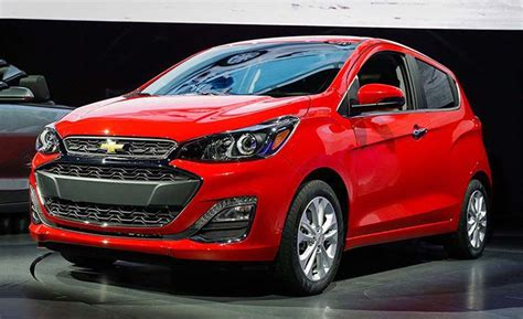 2019 Chevrolet Spark by 2019 Chevrolet Spark Color Updates And Activ Model Best