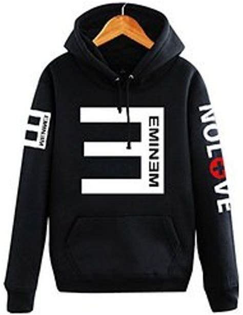 eminem zipper hoodie https clothingblack com shop dreamall eminem hip hop