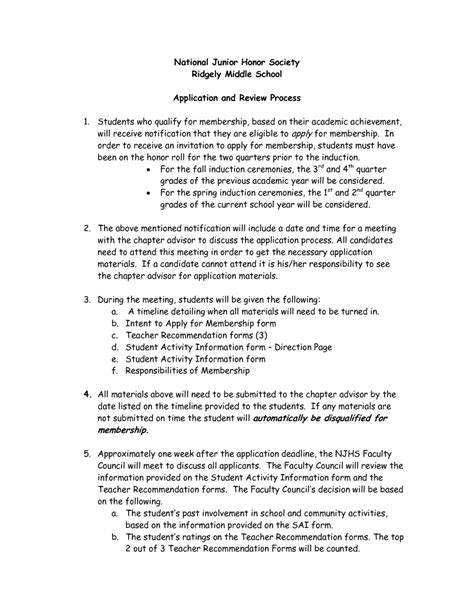 Nhs Application Essay Example Scholarship